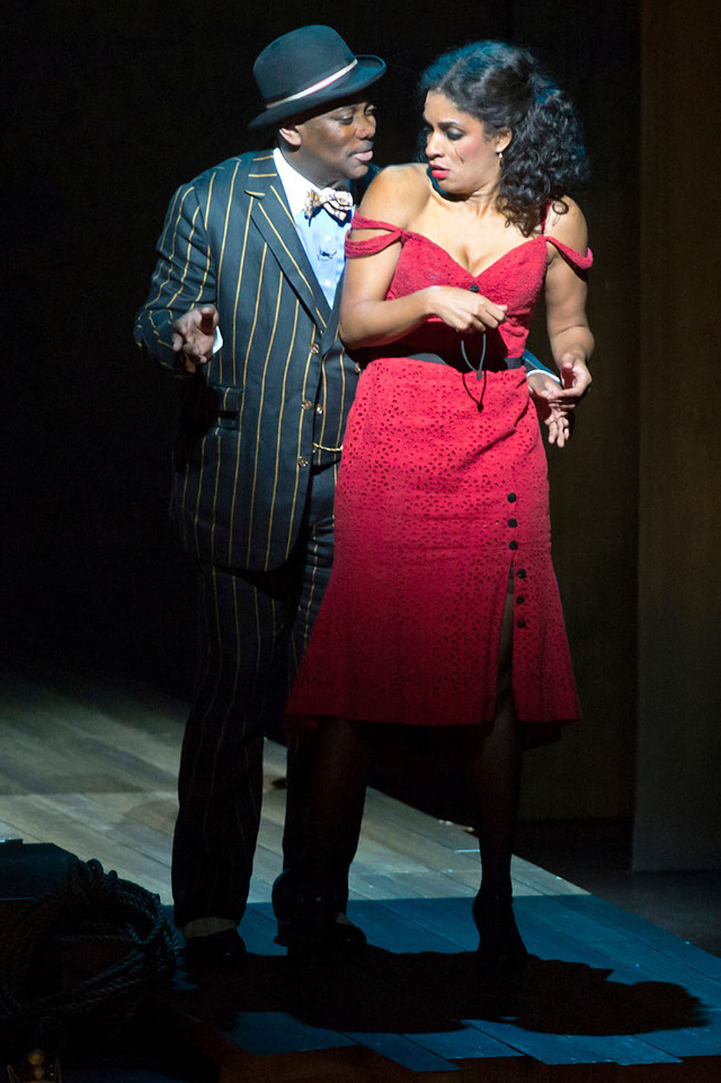 Porgy and Bess Theater Review - P 2014