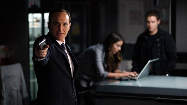 Marvel's Agents of SHIELD Clark Gregg 4/8 Still - H 2014