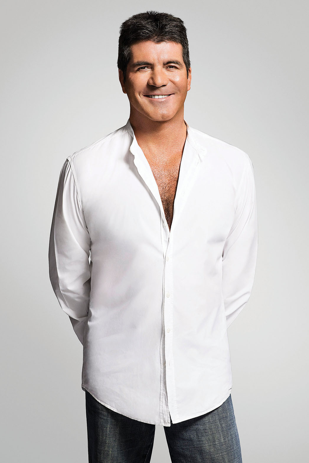 Simon Cowell Headshot - P 2014