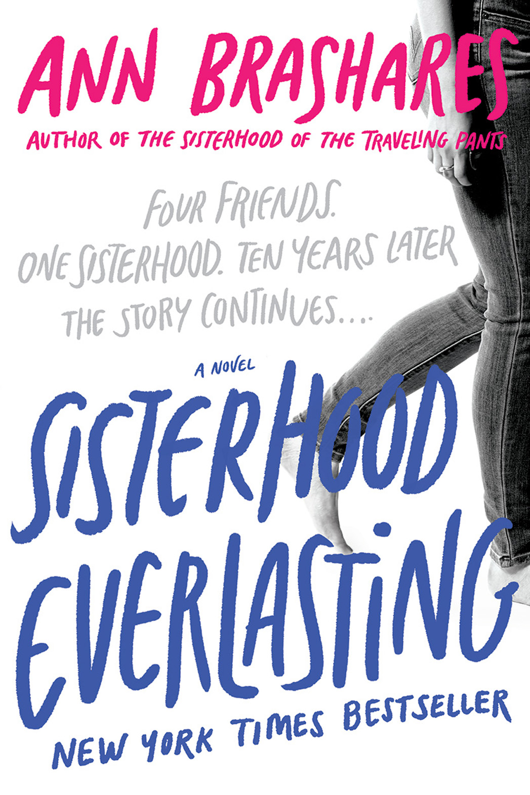 SISTERHOOD EVERLASTING Book Cover - P 2014