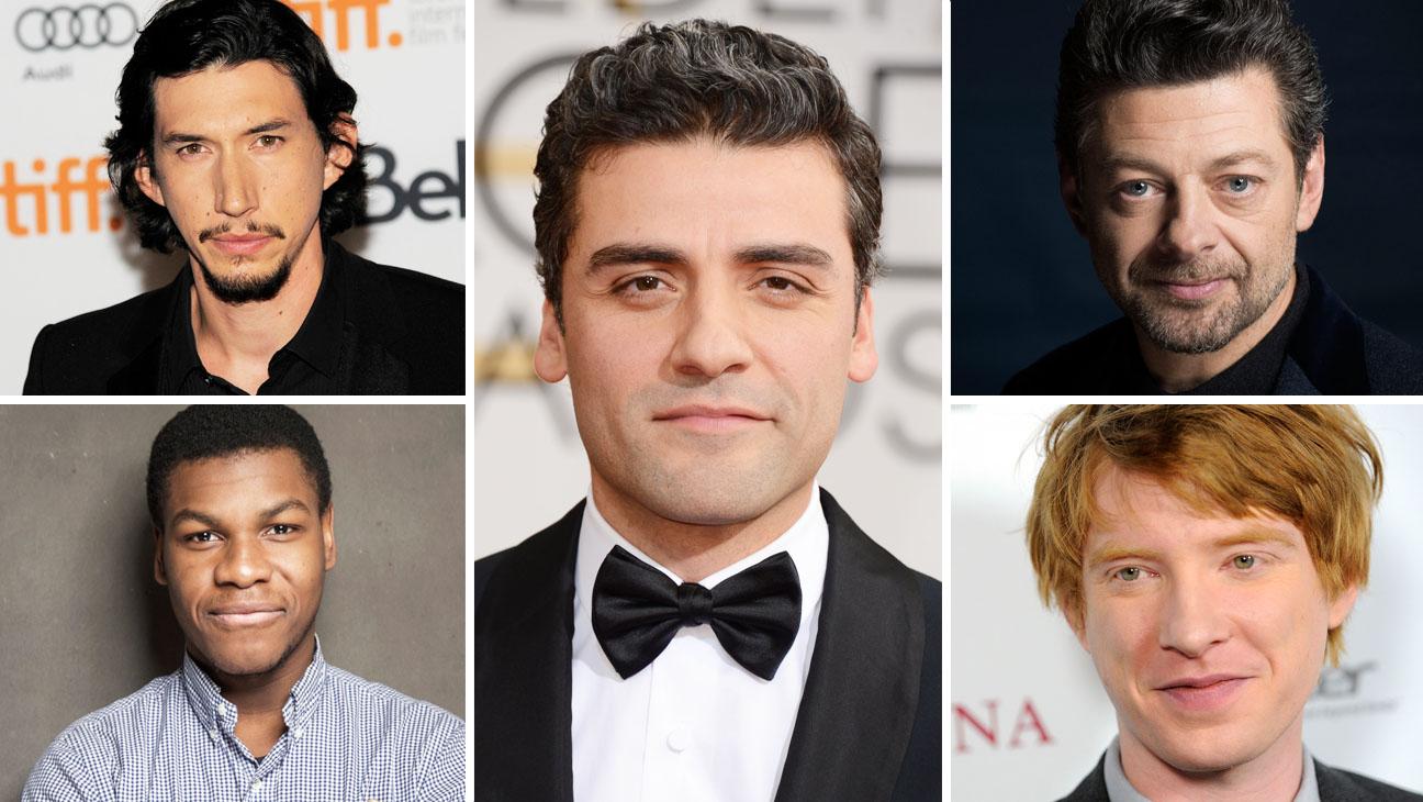 Star Wars: Episode VII Cast Split - H 2014
