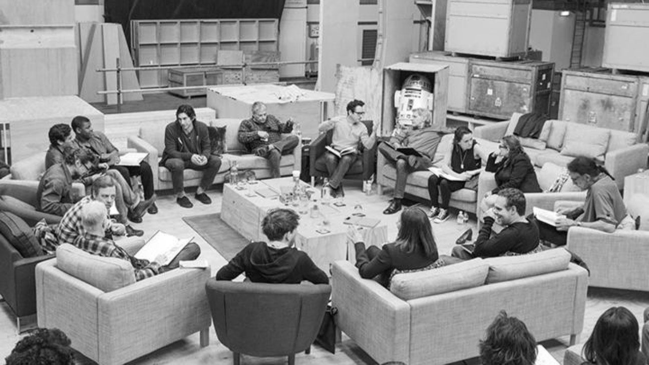 Star Wars First Look Cast - H 2014