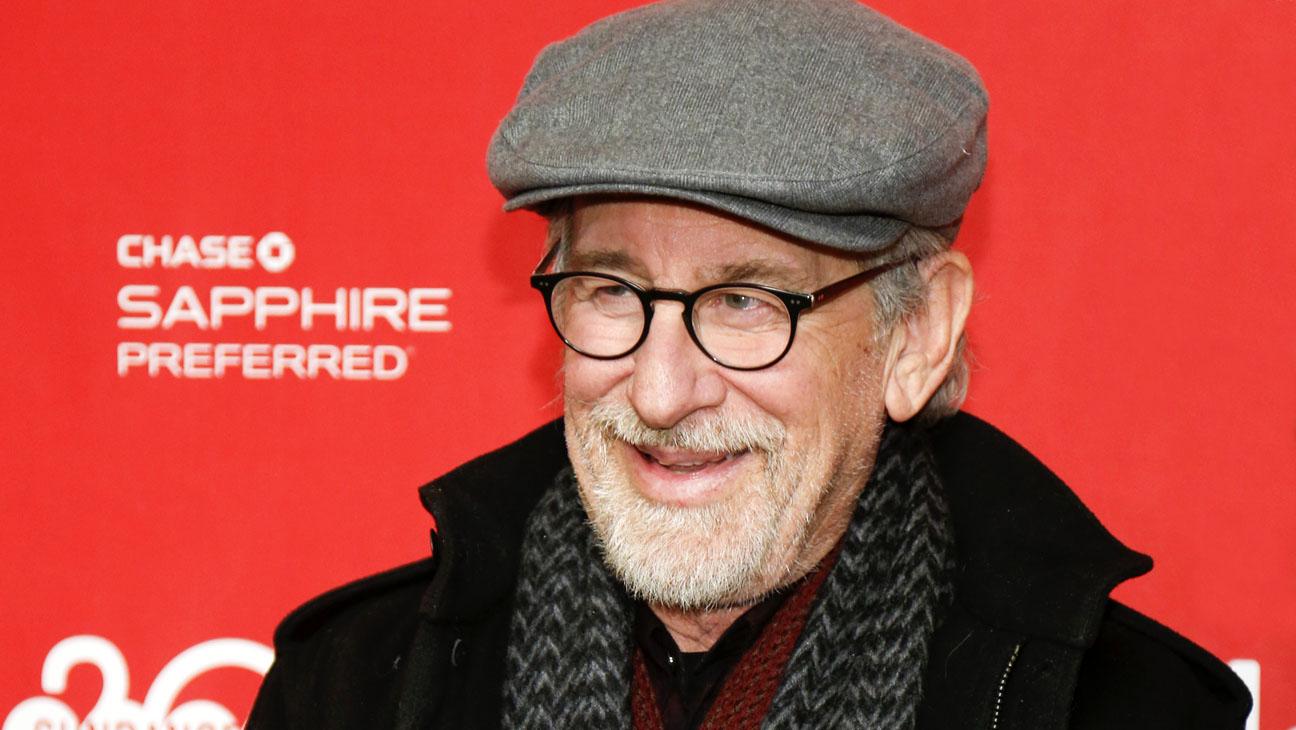 Steven Spielberg Sundance Horizontal - H 2014