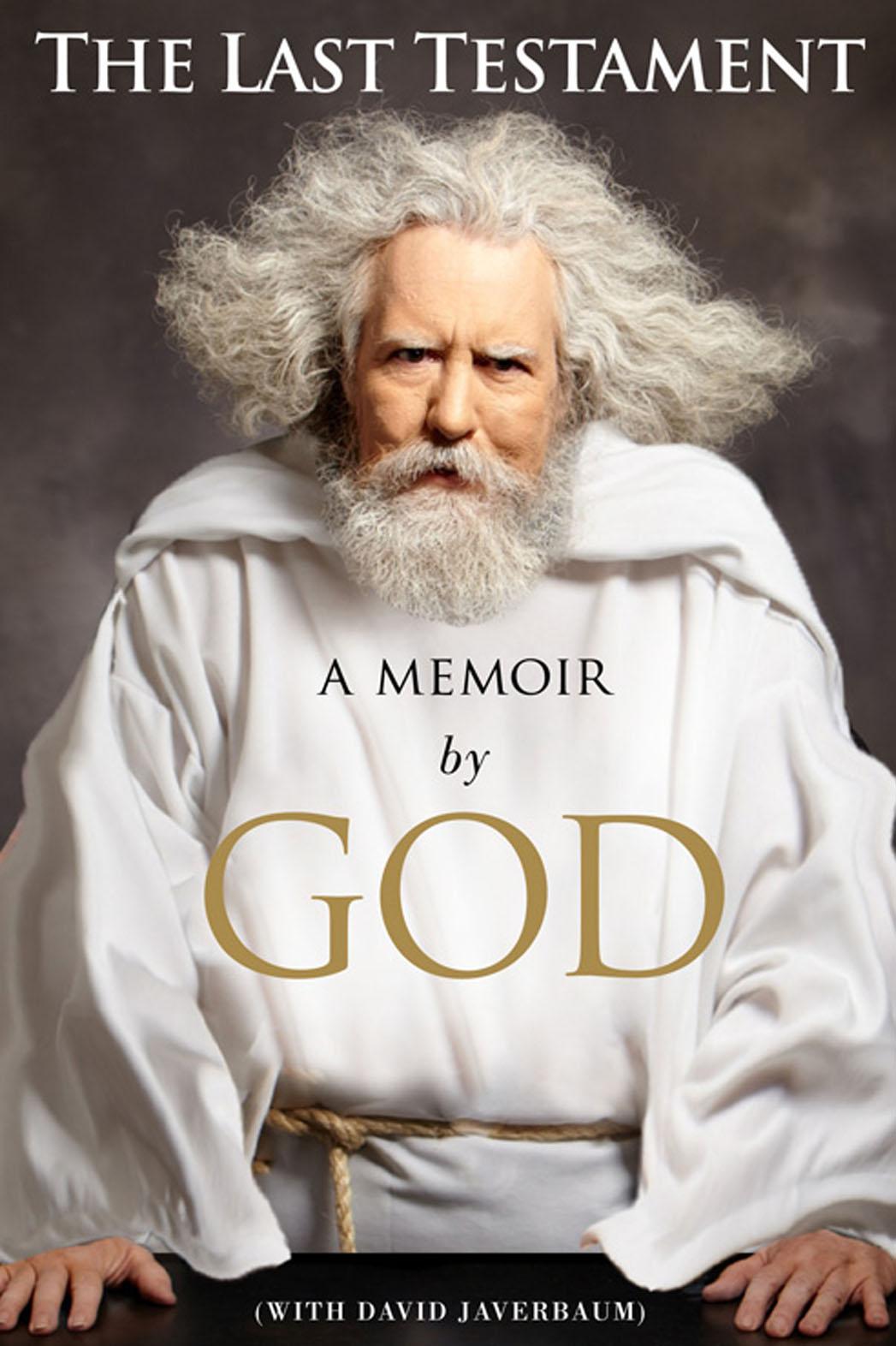 The Last Testament: A Memoir by God Book Cover - P 2014