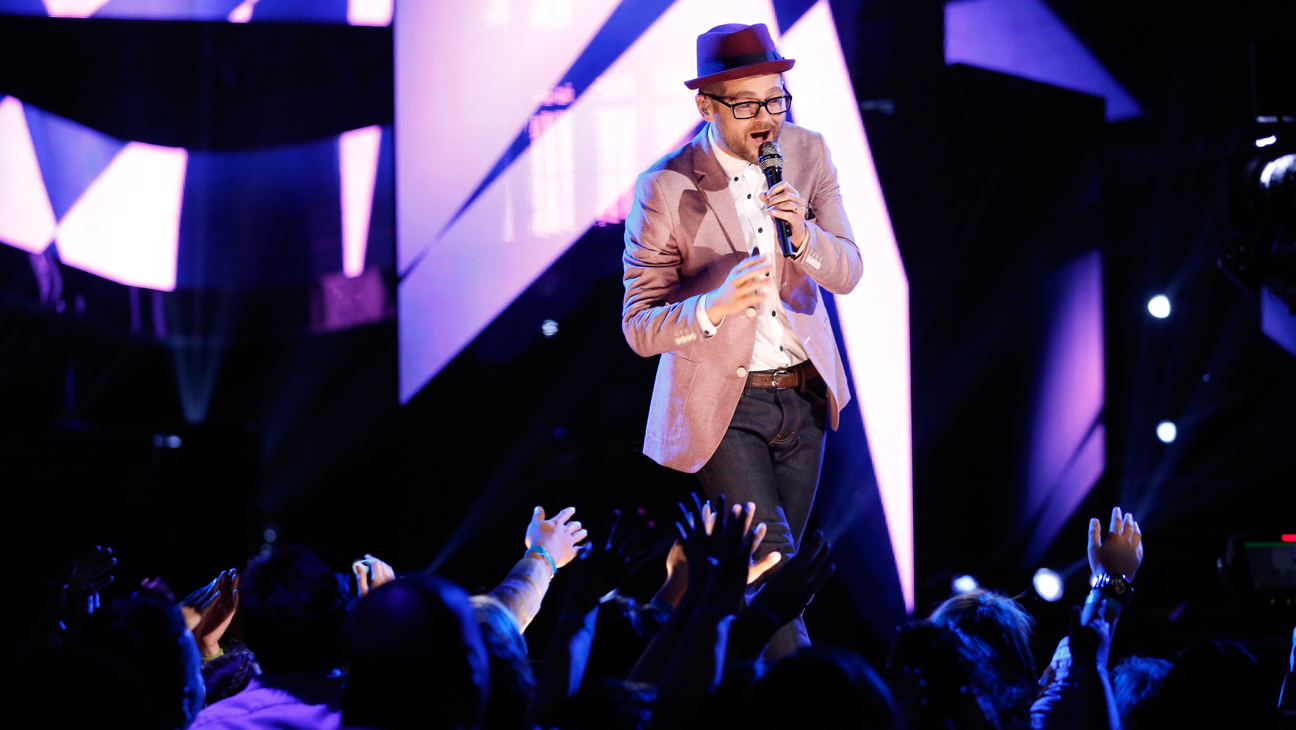 The Voice Josh Kaufman Performing 4/28 Episodic - H 2014