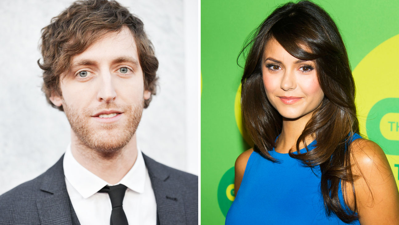 Thomas Middleditch Nina Dobrev Split - H 2014