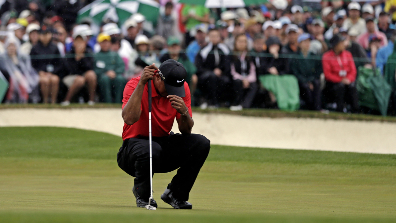 Tiger Woods Masters - H 2014