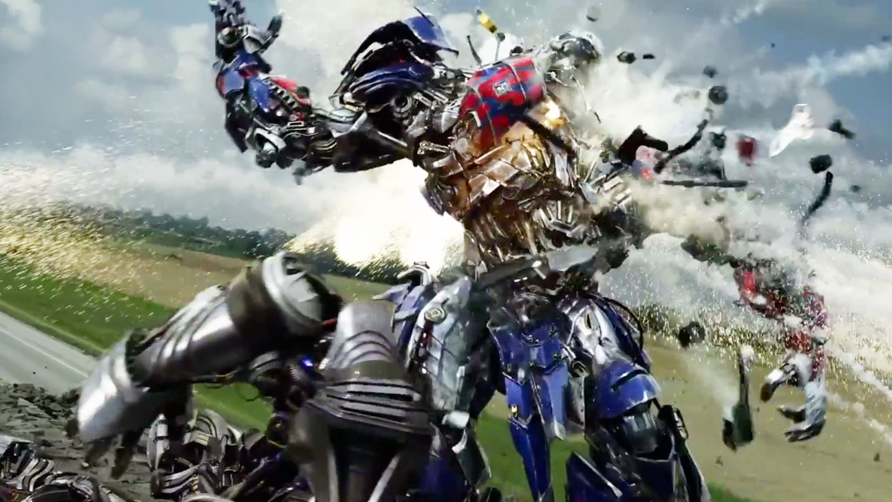 Transformers: Age of Extinction TV Spot - H 2014
