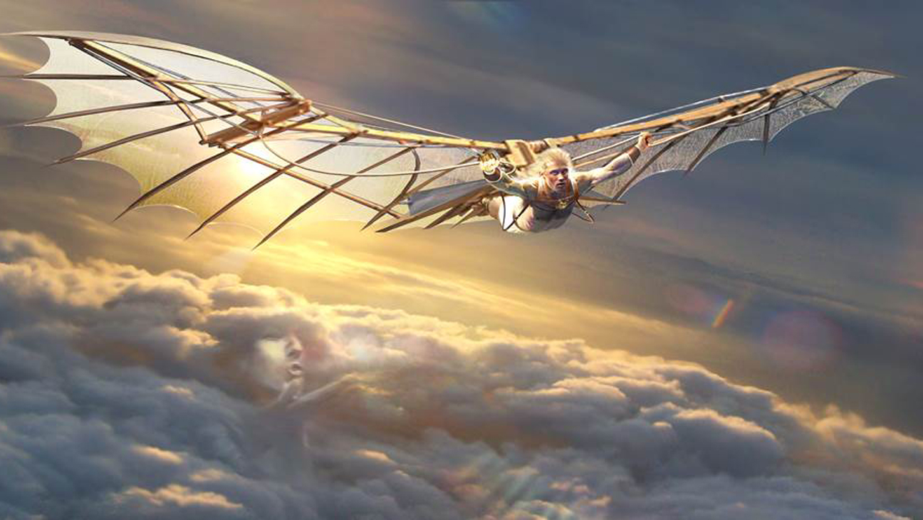 Syfy's Olympus EXCLUSIVE Concept Art - H 2014