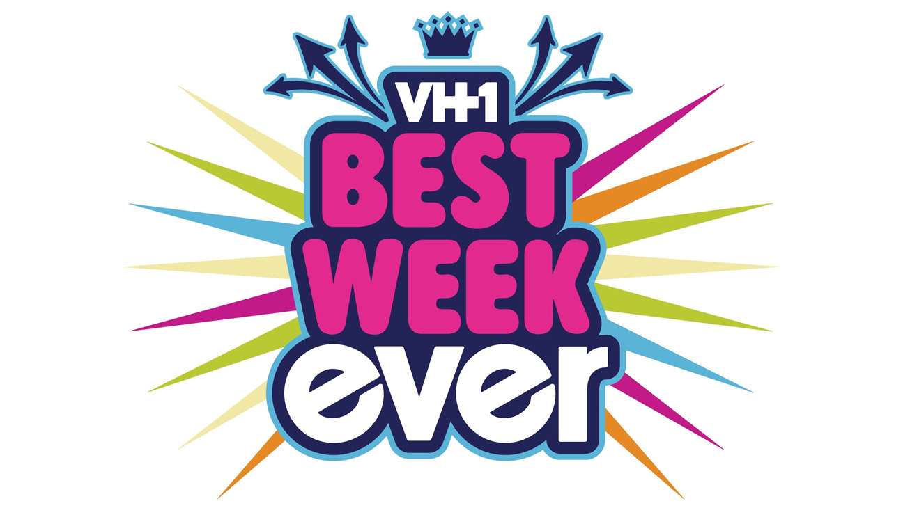 VH1 Best Week Ever Logo - H 2014