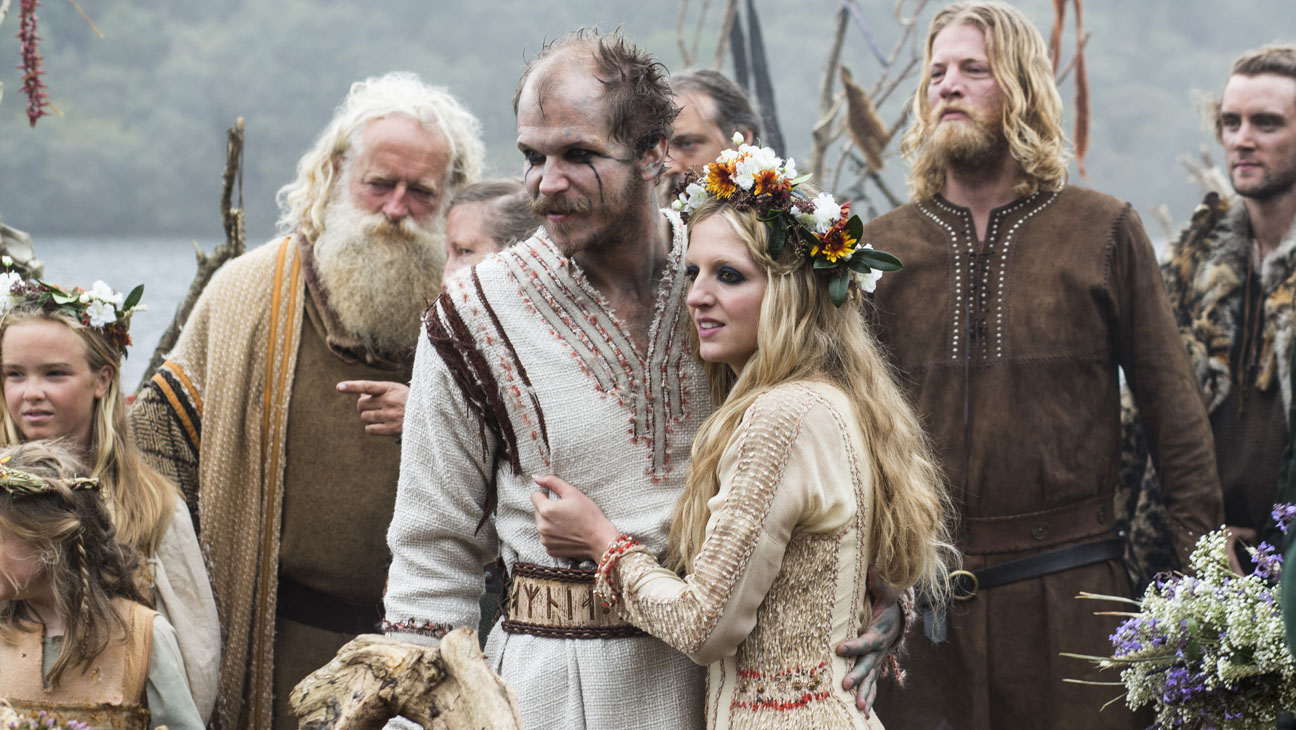 Vikings Designer On Season Two S Intricate Outfits Lack Of Costume Award Nods Hollywood Reporter