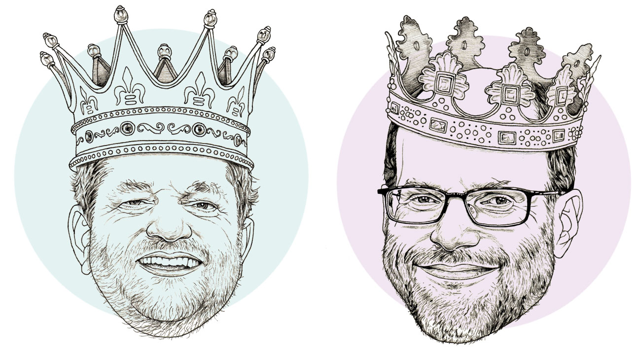 Weinstein vs. Rudin - H 2014