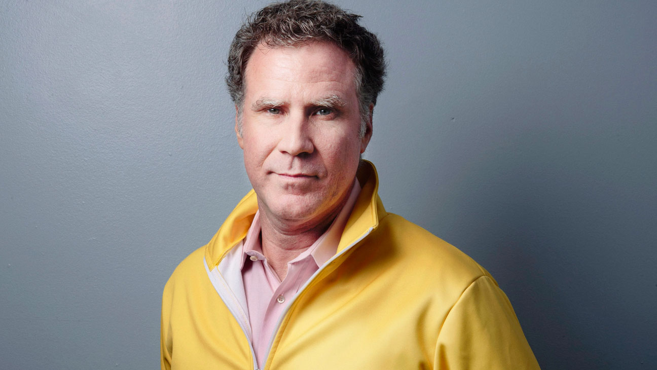 Will Ferrell NY Photo Call - H 2014
