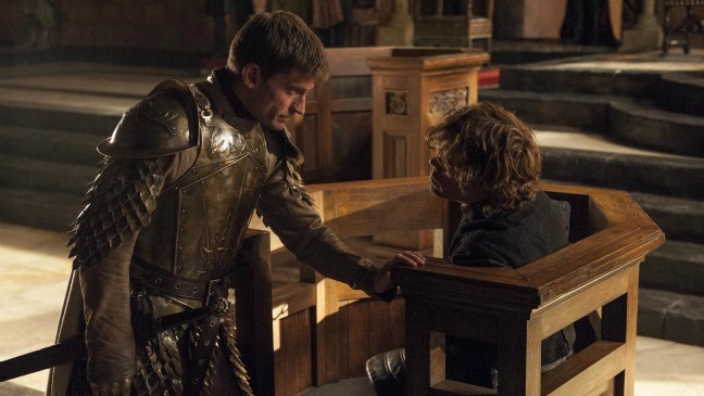 Game of Thrones Tyrion Trial - H 2014