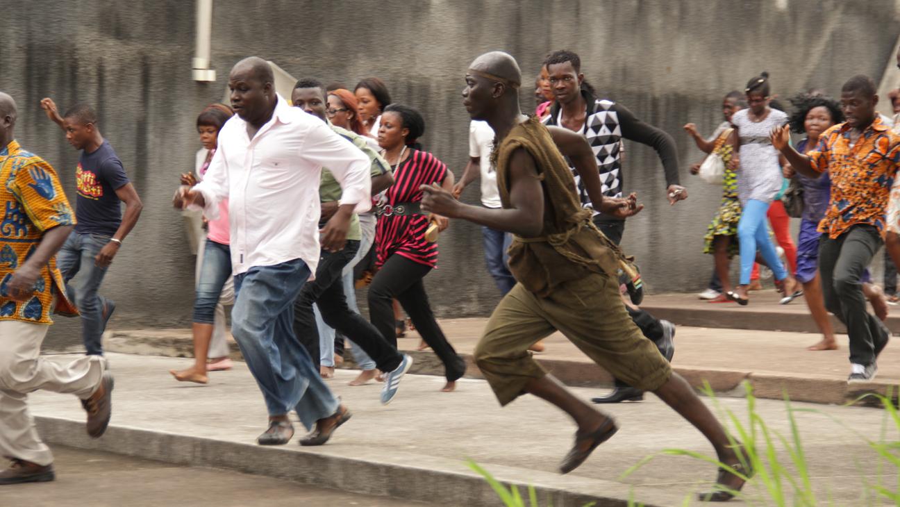 'Run,' Philippe Lacote (Un Certain Regard)