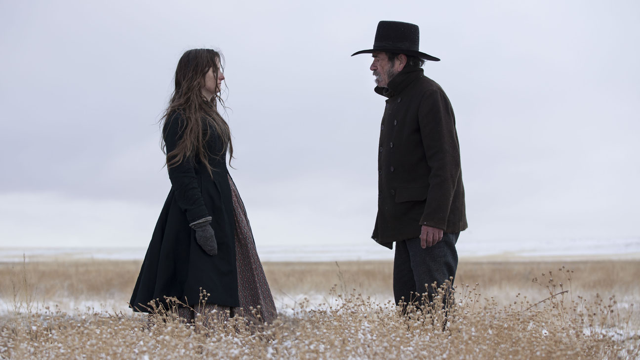 'The Homesman,' Tommy Lee Jones (Competition)