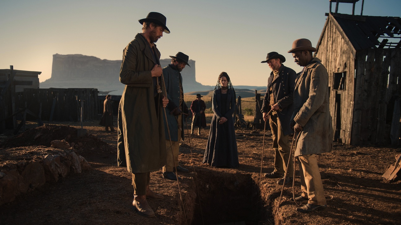 'The Salvation,' Kristian Levring (Un Certain Regard Midnight Screening)