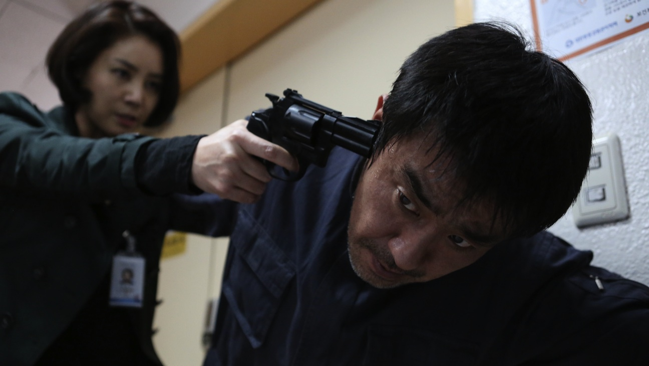 'The Target,' Yoon Hong-seung (Un Certain Regard Midnight Screening)