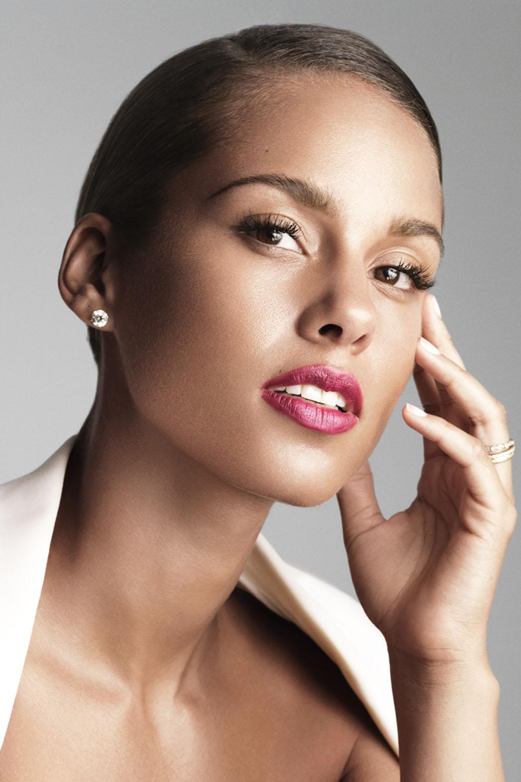 Alicia Keys Givenchy - P 2014