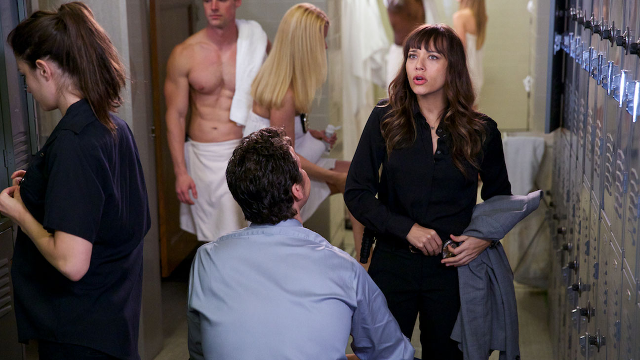 Angie Tribeca TBS TV Still - H 2014
