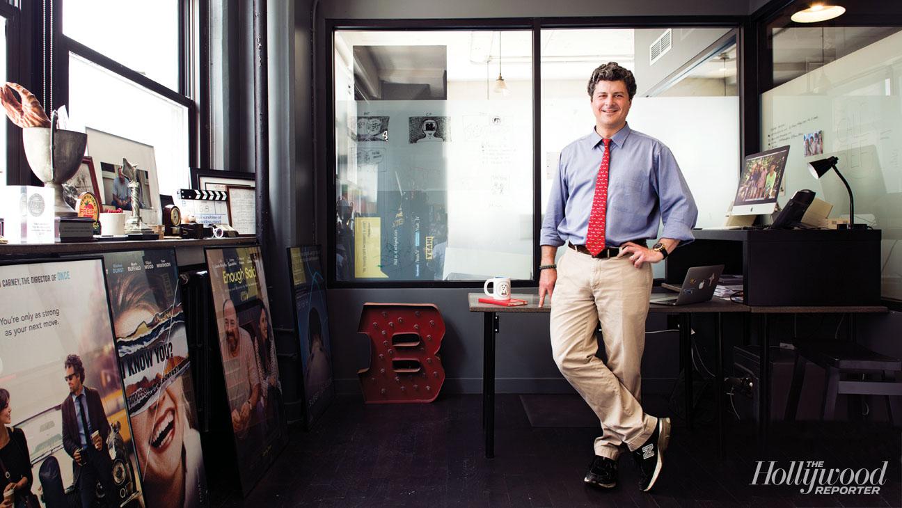 Anthony Bregman Executive Suite - H 2014
