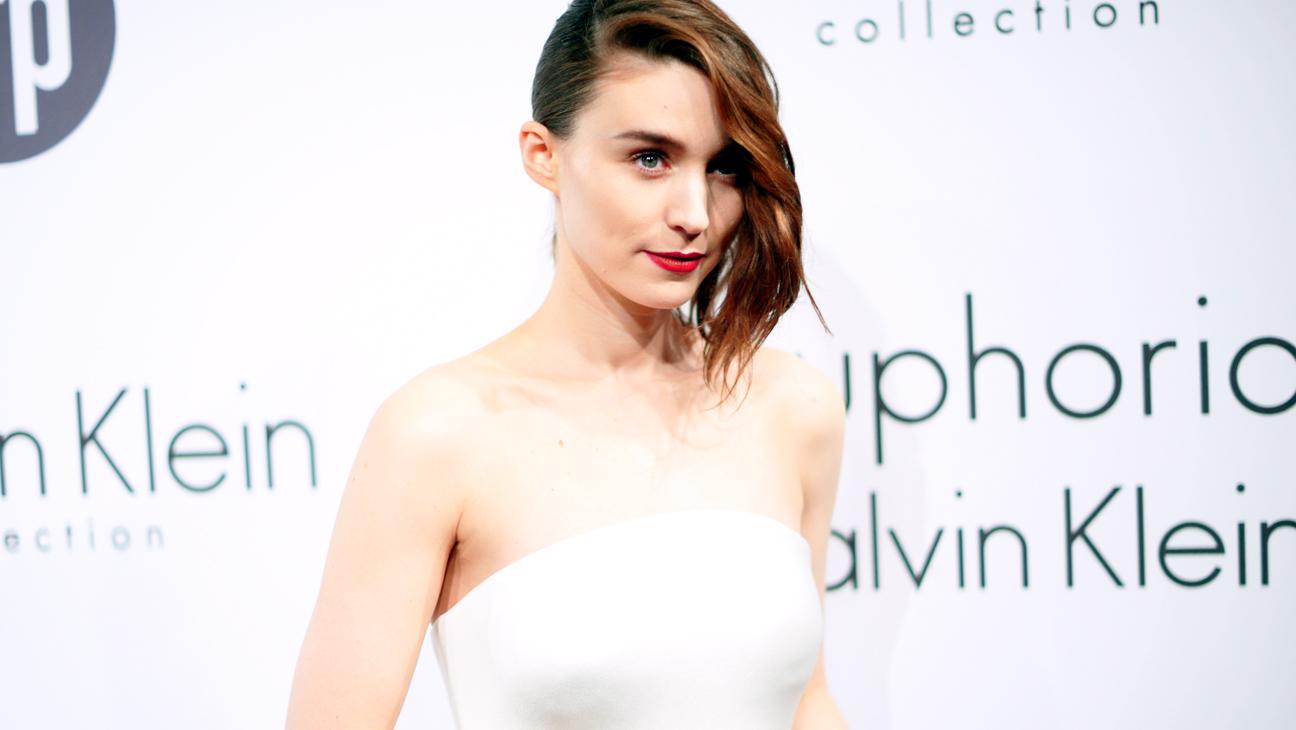 Rooney Mara Calvin Klein Cannes Party - H 2014
