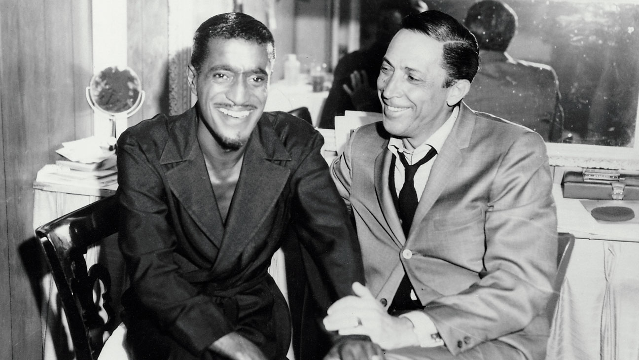 Sammy Davis Jr. and Bob Kane - H 2014