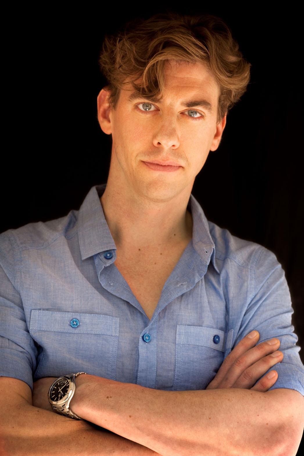 Christian Borle Headshot - P 2014