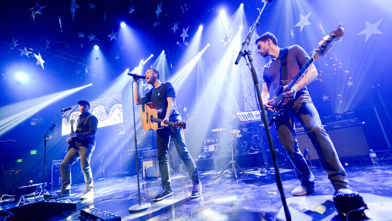 Coldplay iHeartRadio - H 2014