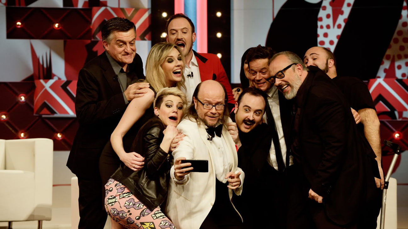 Comedy Central Spain Roast - H 2014