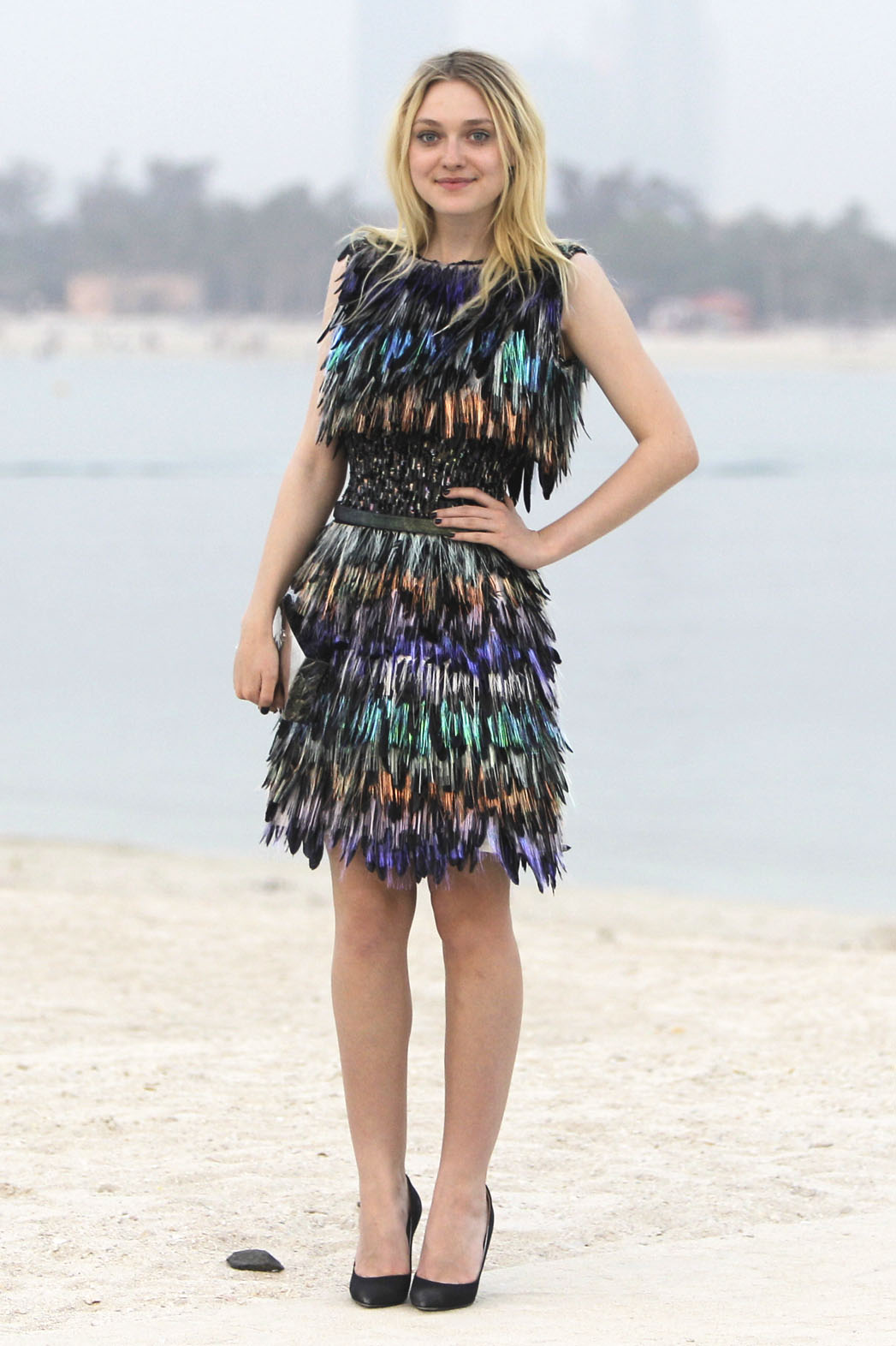 Dakota Fanning Chanel Cruise - P 2014