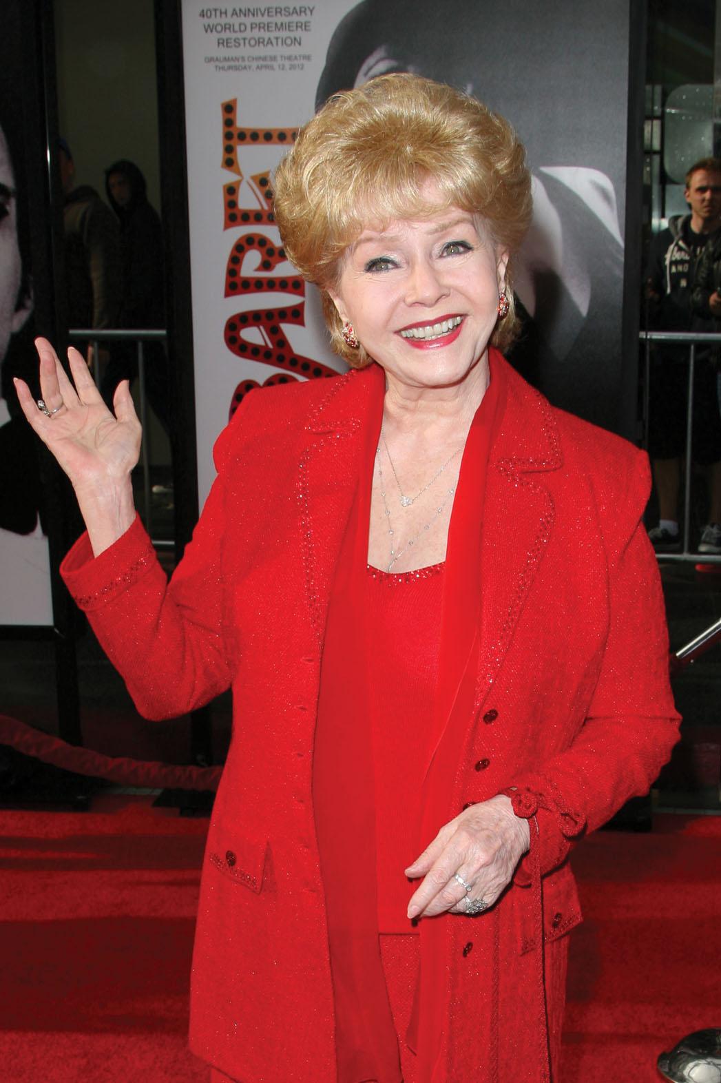 Debbie Reynolds - P 2014