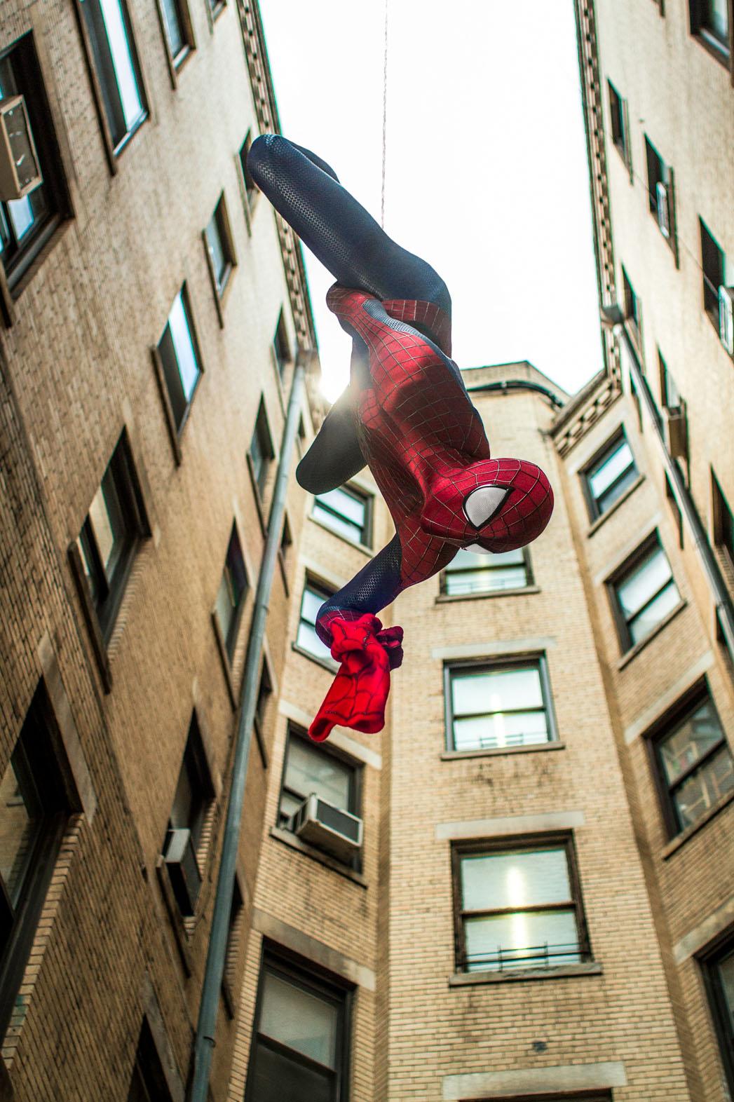 The Amazing Spider-Man 2 Garfield - P 2014
