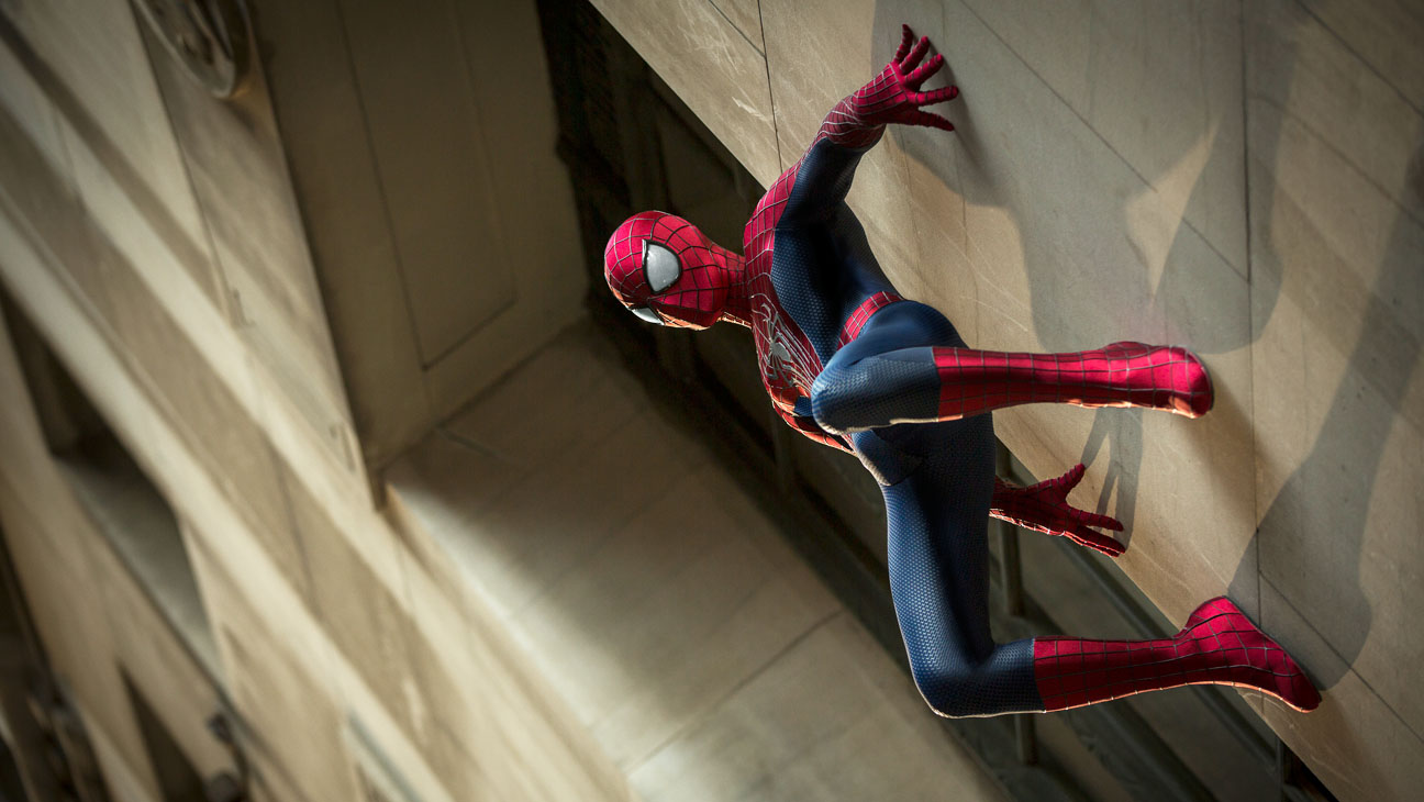 The Amazing Spider-Man 2 Garfield on Wall - H 2014