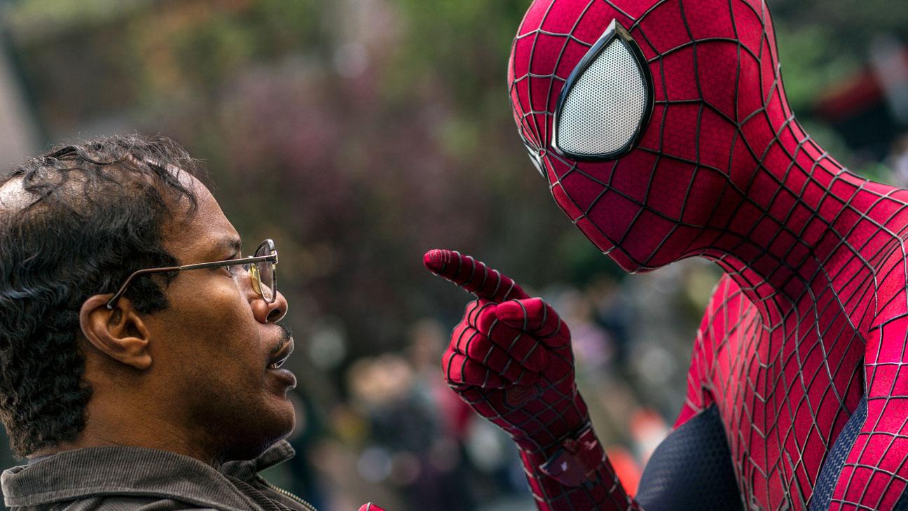 The Amazing Spider-Man 2 Garfield Foxx - H 2014