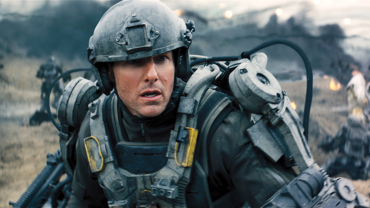 Edge of Tomorrow Film Still - H 2014