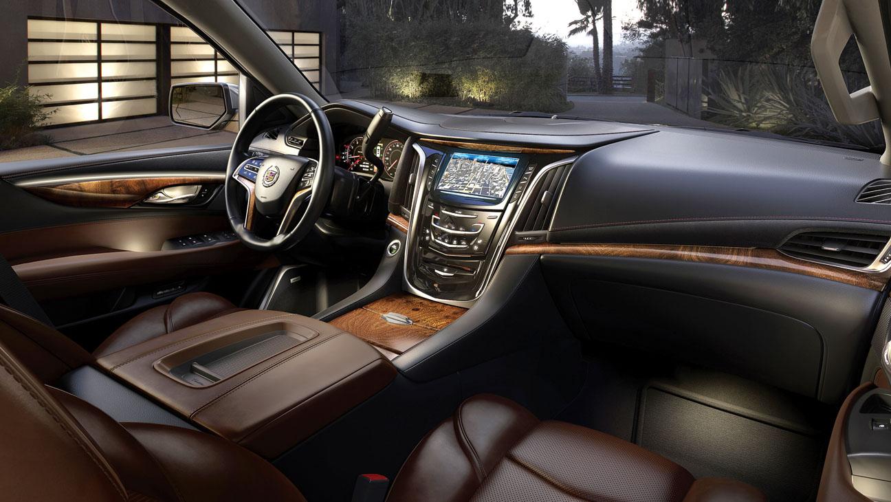 Cadillac Escalade Interior - H 2014