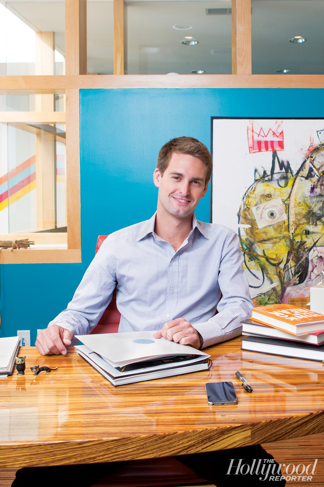 Issue 19 FEA Evan Spiegel - P 2014