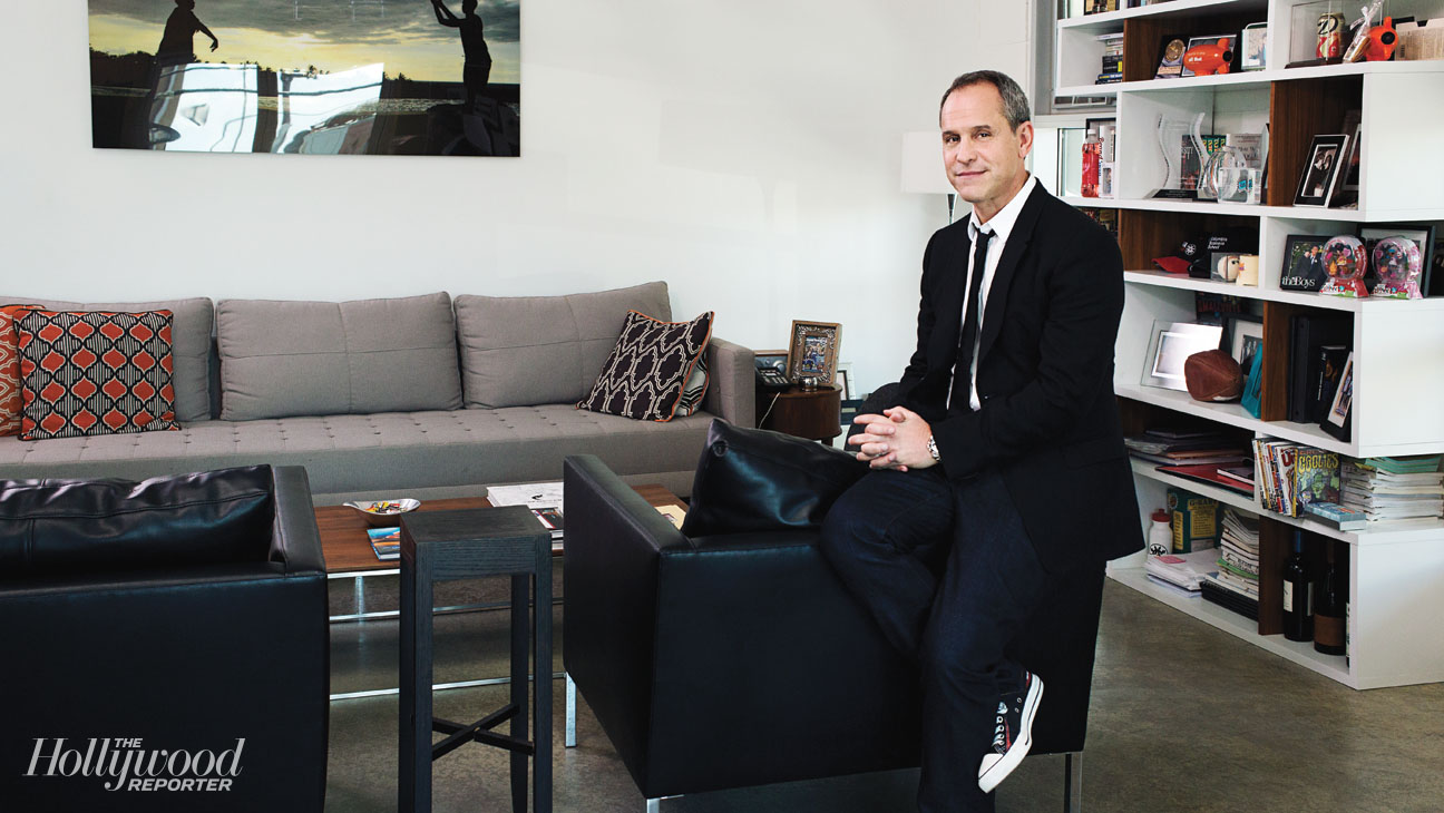 Executive Suite Brian Robbins - H 2014
