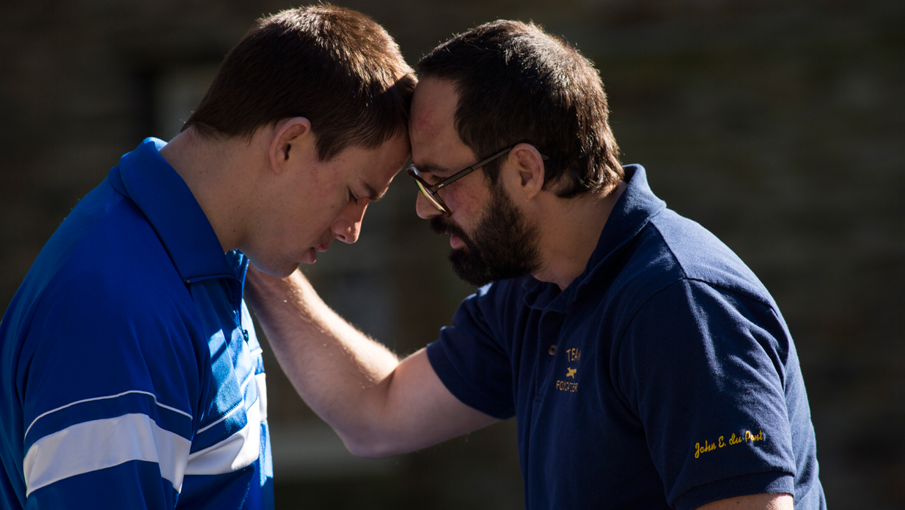 'Foxcatcher,' Bennett Miller (Competition)