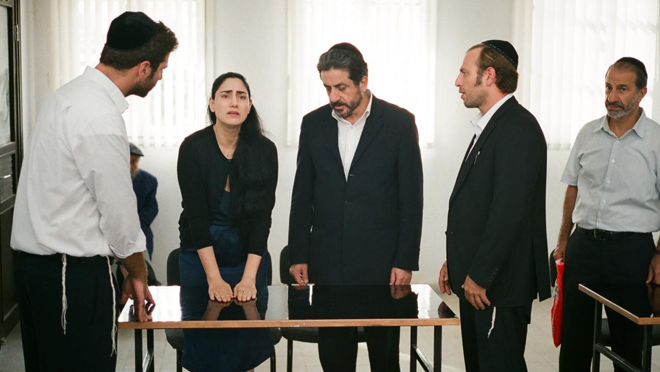 Gett, The Trial of Viviane Amsalem Still Cannes - H 2014