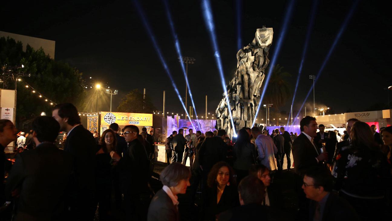 Godzilla Premiere Statue - H 2014