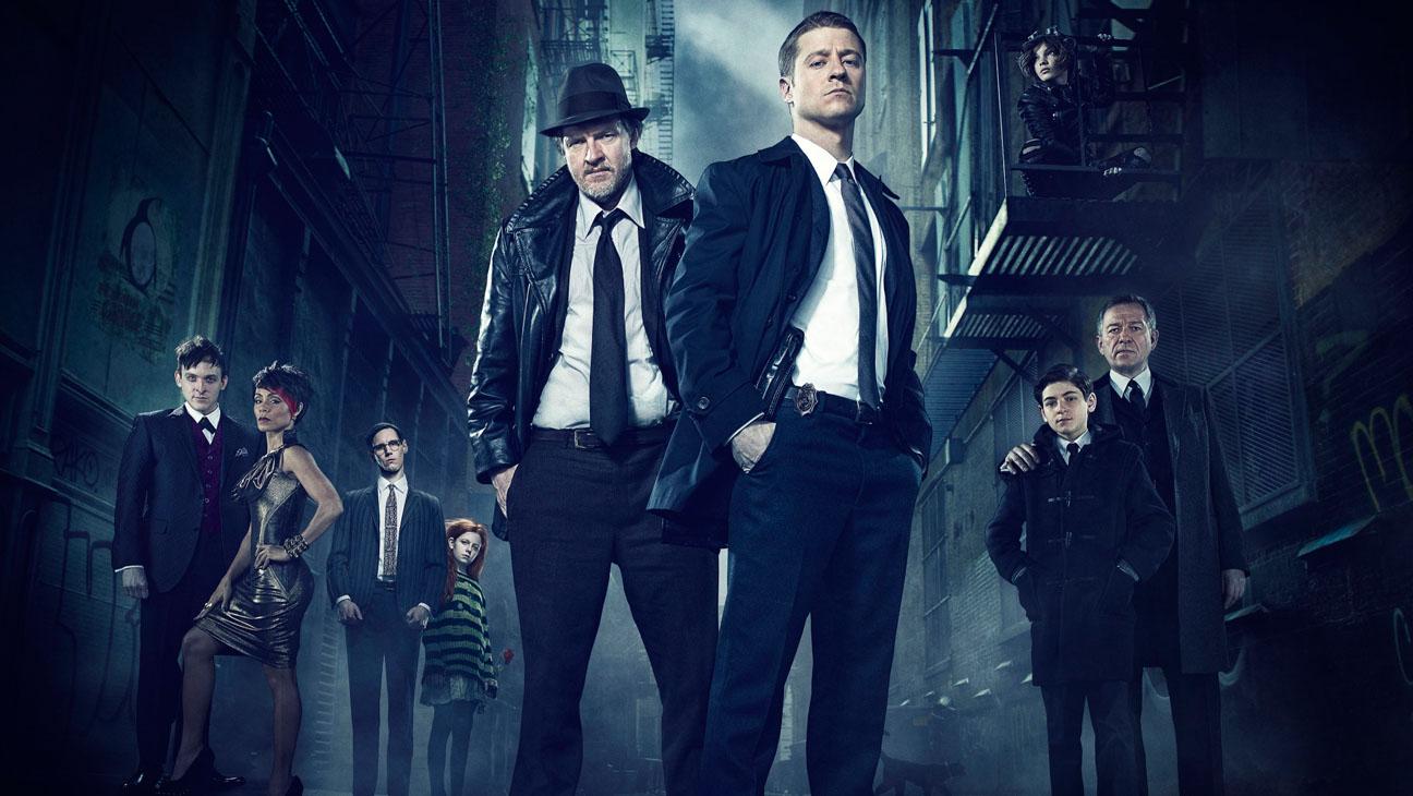 Gotham Cast - H 2014