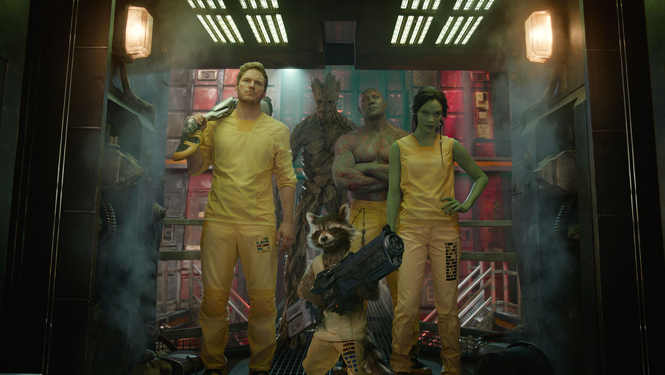 Guardians of the Galaxy - H 2014