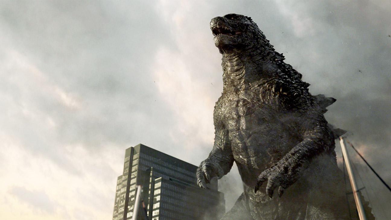Godzilla in San Francisco 2 - H 2014
