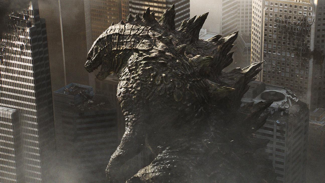 Godzilla in San Francisco - H 2014