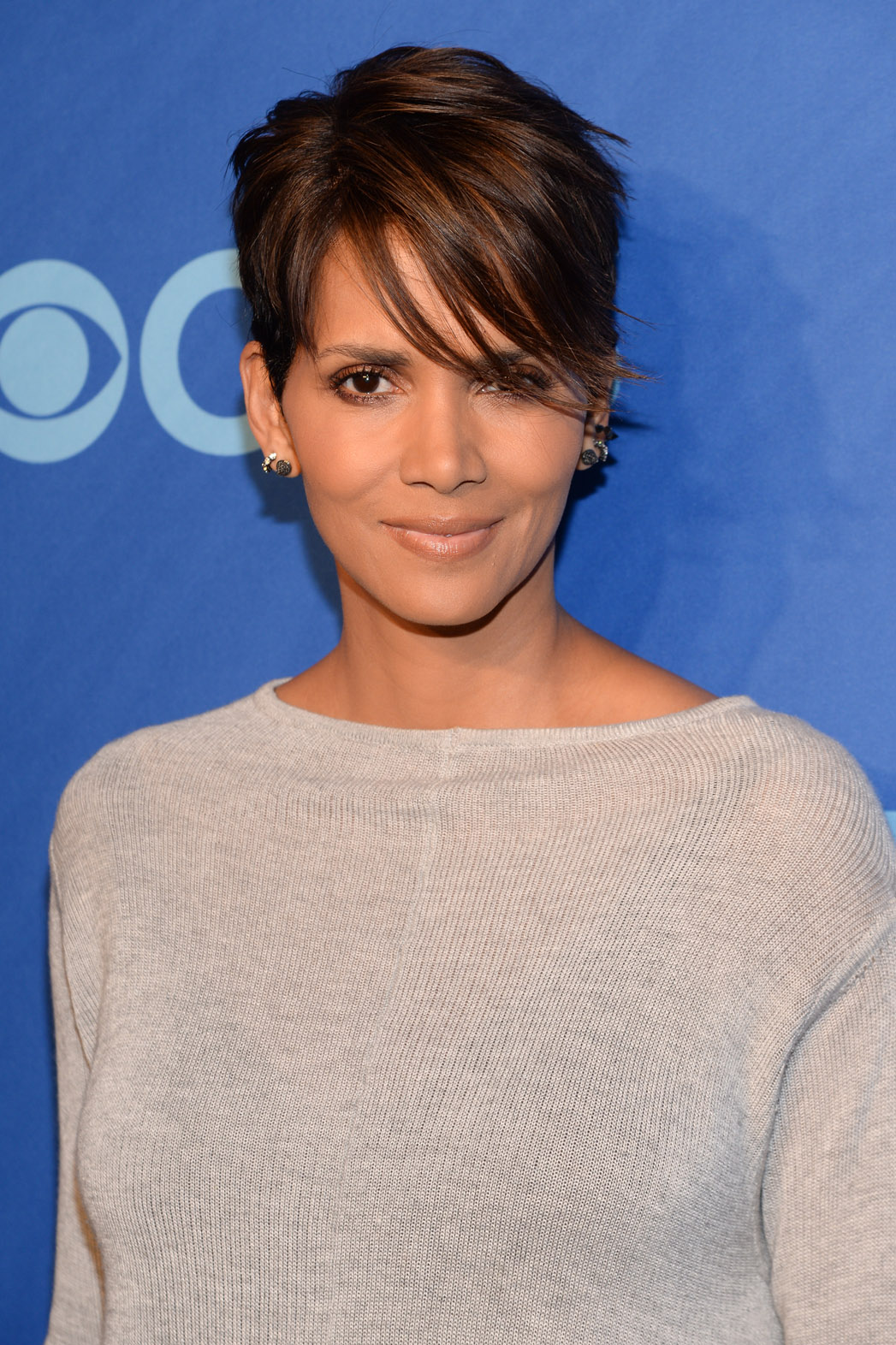 Halle Berry CBS Upfronts - P 2014
