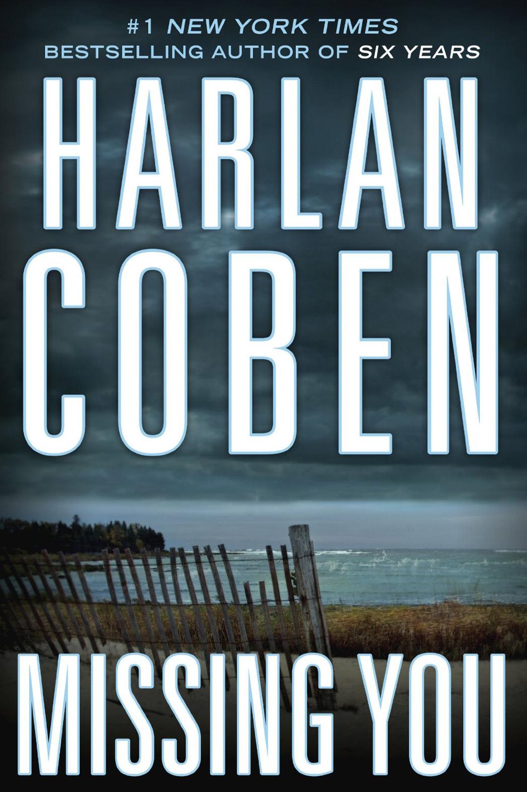 Harlan Coben Missing You Book Cover - P 2014