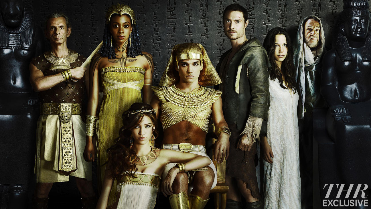 Hieroglyph Cast THR EXCLUSIVE - H 2014