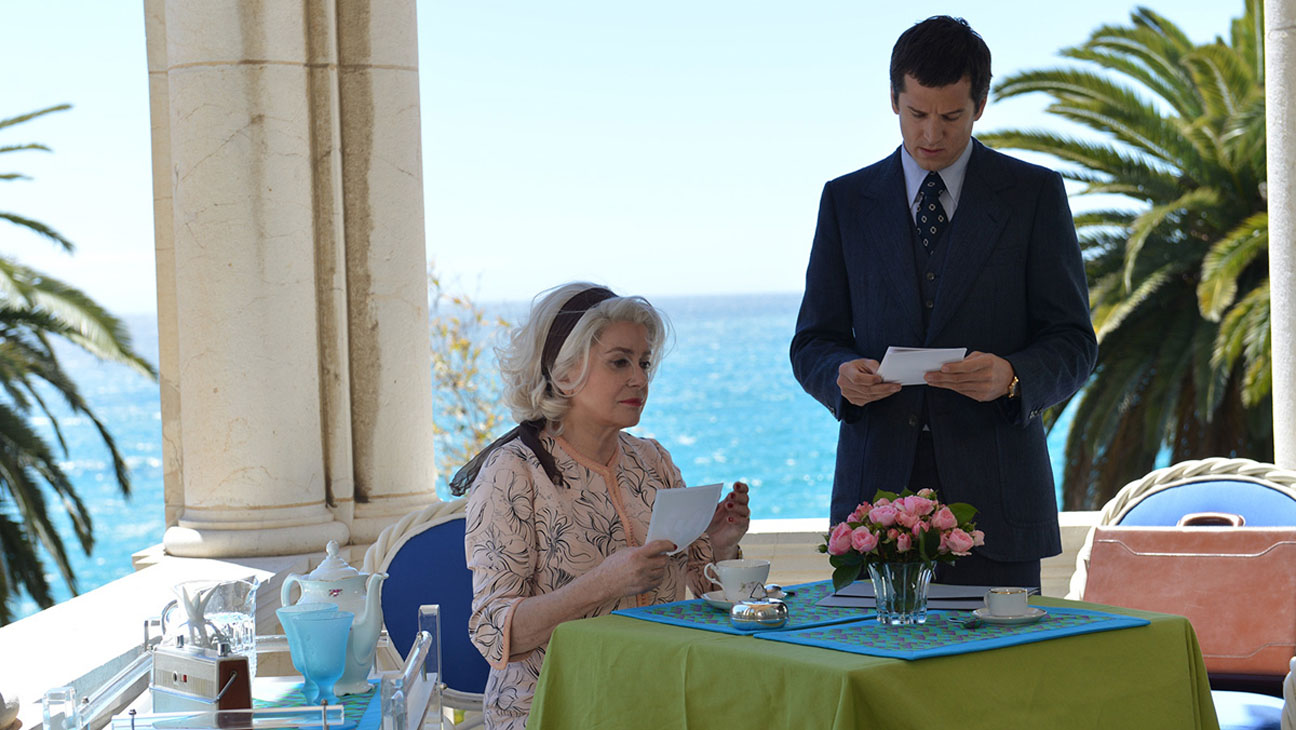 In The Name of My Daughter Cannes Film Still - H 2014